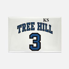 Funny Raven one tree hill Rectangle Magnet