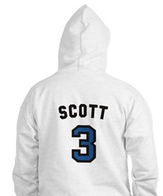 Cool Nathan scott 23 tree hill basket ball Hoodie