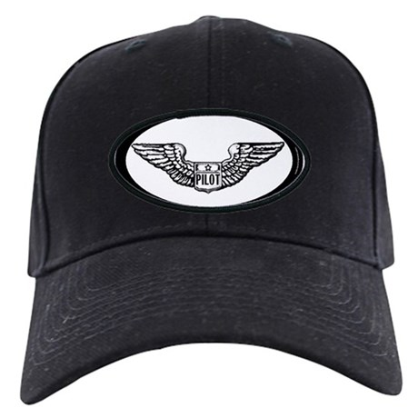 Pilot gear Black Cap