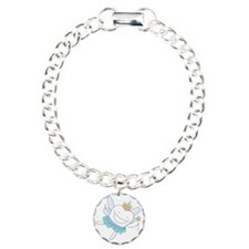 Tooth Fairy Charm Bracelet, One Charm