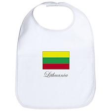 Lithuania - Lithuanian Flag Bib