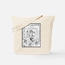 Siren of Mystic Seas Discount Tote Bag