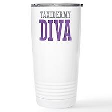 Taxidermy DIVA Travel Mug