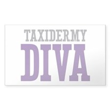 Taxidermy DIVA Decal