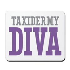 Taxidermy DIVA Mousepad