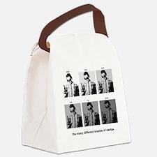 shadeOSledge_big Canvas Lunch Bag
