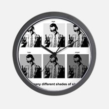 shadeOSledge_big Wall Clock