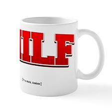 MILF_ShirtFront Mug