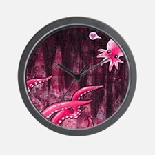 octoluvmpad Wall Clock