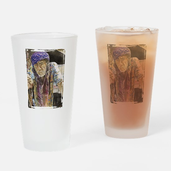 Soul Man Drinking Glass