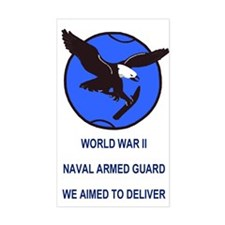 U S Naval Armed Guard<BR>Decal