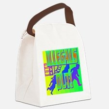 ILLEGALS OUT! Canvas Lunch Bag
