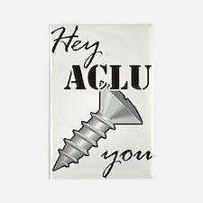 ACLU_sc Rectangle Magnet