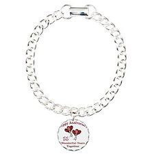 two hearts 55 Bracelet