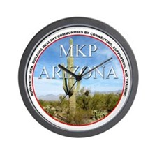 MKP-AZ Circle Wall Clock