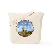 MKP-AZ Circle Tote Bag