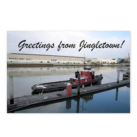 Estuary Tug Postcards (Package of 8)