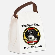 Bo_adopt_a_shelter_dog_large Canvas Lunch Bag