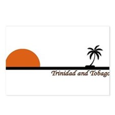 Cute Tobago Postcards (Package of 8)
