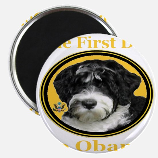 the_First_Dog_transparent1024x1024 Magnet