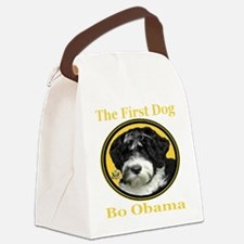 the_First_Dog_transparent1024x102 Canvas Lunch Bag
