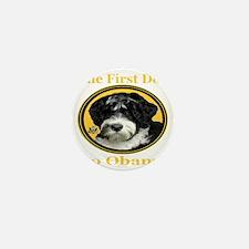 the_First_Dog_transparent1024x1024 Mini Button