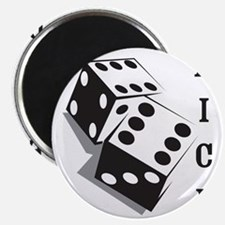 dice1 Magnet