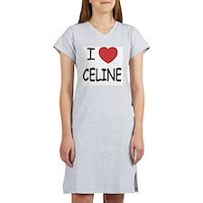 CELINE Women's Nightshirt