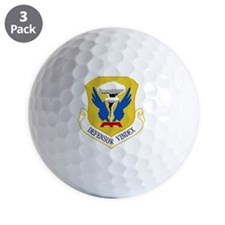509th Bomb Wing - Defensor Vindex Golf Ball