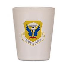 509th Bomb Wing - Defensor Vindex Shot Glass