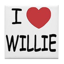 WILLIE Tile Coaster