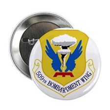 "509th Bomb Wing 2.25"" Button"