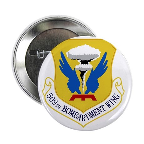 """509th Bomb Wing 2.25"""" Button"""