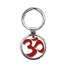 2-2 Round Keychain