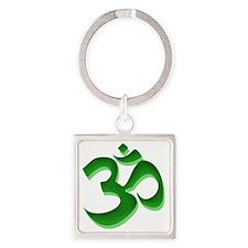 2-1 Square Keychain