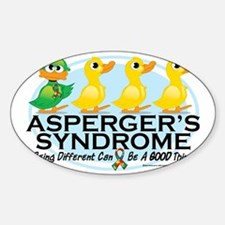 Aspergers-Ugly-Duckling Decal