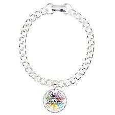 Aspergers-Handprint Bracelet