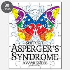 Aspergers-Syndrome-Butterfly Puzzle