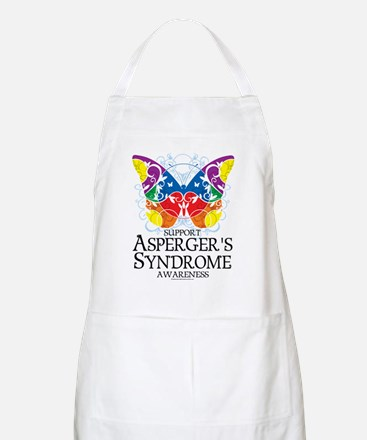 Aspergers-Syndrome-Butterfly Apron