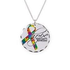 Aspergers-Hope-2 Necklace