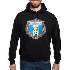 Guatemala Soccer Gym Bag Hoodie