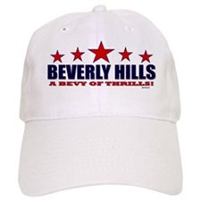 Beverly Hills A Bevy Of Thrills Baseball Cap