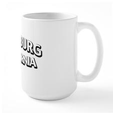 Pittsburg Mug