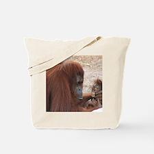 Orangs Tote Bag
