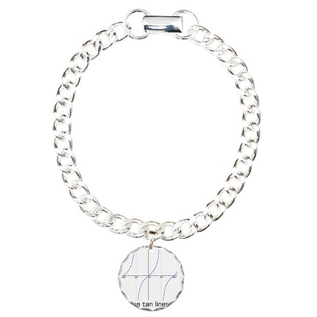 nicetanlines Charm Bracelet, One Charm