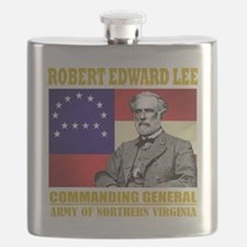 Robert E Lee -in command Flask