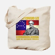 Robert E Lee -in command Tote Bag