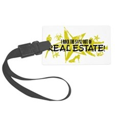 REAL ESTATE Luggage Tag