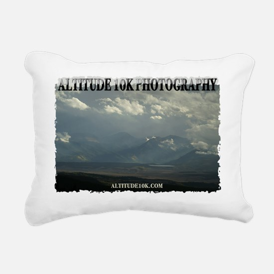 AAAltitude10k shirt Jere Rectangular Canvas Pillow