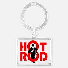 HOT ROD BLAGO Landscape Keychain